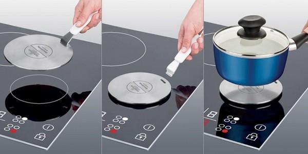 Как сделать адаптер для индукционной плиты 36