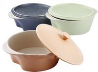 Керамическая посуда для духовки