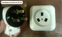 Сечение кабеля для электроплиты